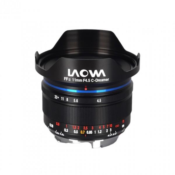 LAOWA 11mm f/4,5 FF RL für Leica M