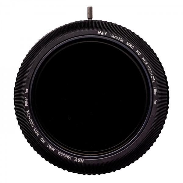 H&Y REVORING 37-49mm mit ND3-ND1000 und CPL Filter