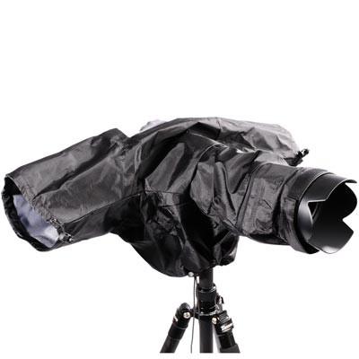 B.I.G. Kamera Tarn- und Regenschutz, schwarz