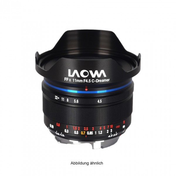 LAOWA 11mm f/4,5 FF RL für Sony E Vollformat