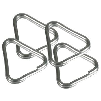 B.I.G. Dreieck-Splentring, 4 Stück