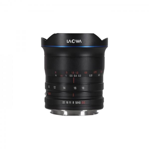 LAOWA 10-18mm f/4,5-5,6 Zoom für L-Mount