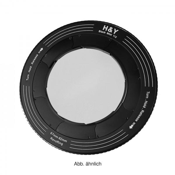 H&Y REVORING 46-62mm Black Mist 1/2 Filter