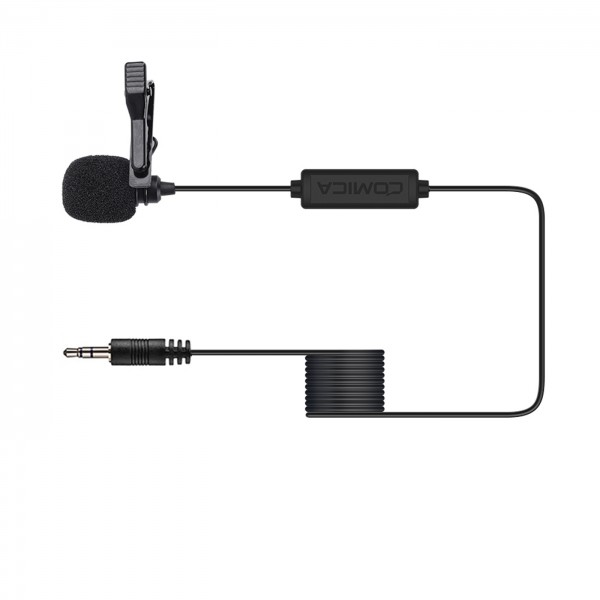 Comica CVM-V01CP Lavalier Ansteckmikrofon
