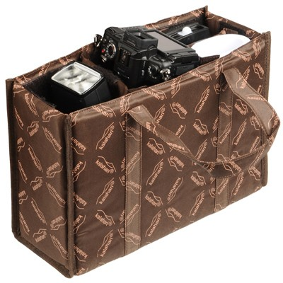 kalahari BI-M Tascheneinsatz für Kameras, Gr. M