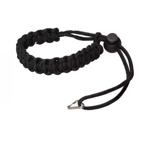 kalahari loop! Handschlaufe, schwarz/schwarz