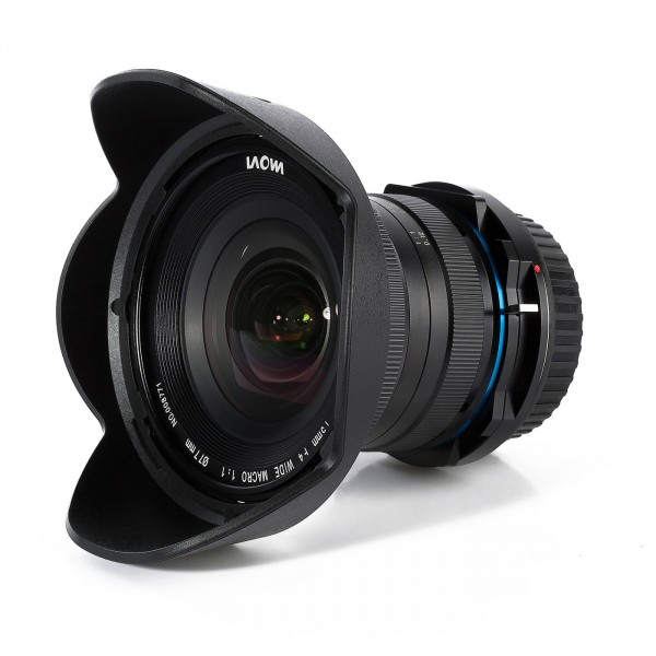 LAOWA 15mm f/4 Macro 1:1 Shift für Nikon F