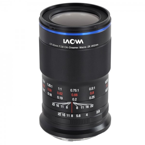 LAOWA 65mm f/2,8 2X Ultra Macro APO für Canon EF-M