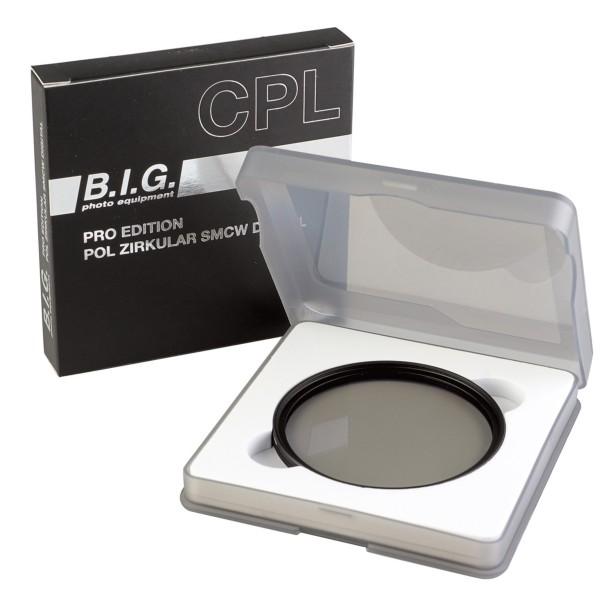 B.I.G. PRO Edition Zirkular Pol SMCW Digital 58mm