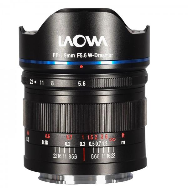 LAOWA 9mm f/5,6 FF RL für Sony E Vollformat