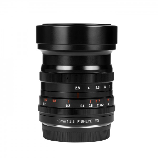 7Artisans 10mm f/2,8 Fisheye ED für Canon RF