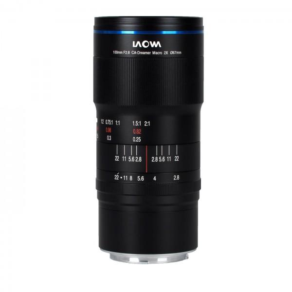 LAOWA 100mm f/2,8 2:1 UltraMacro APO für Canon RF