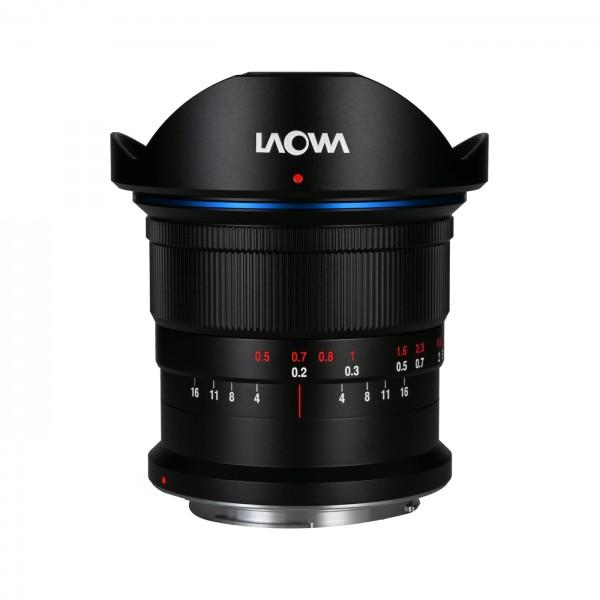 LAOWA 14mm f/4 Zero-D DSLR für Canon EF