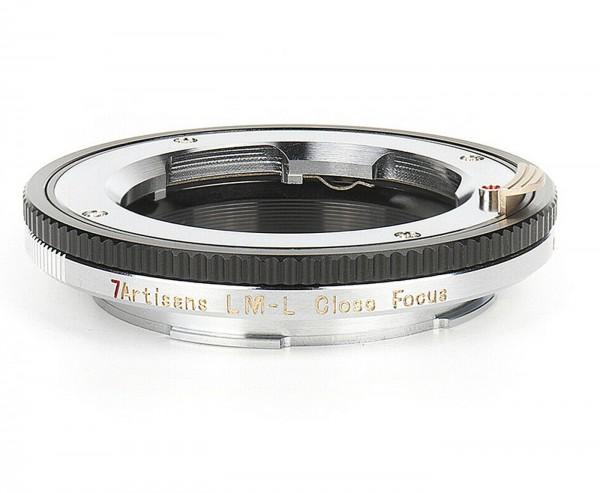 7Artisans Makro-Fokusadapter Leica M an L-Mount