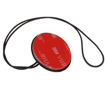B.I.G. Sicherungsseil mit Klebepad für GoPro