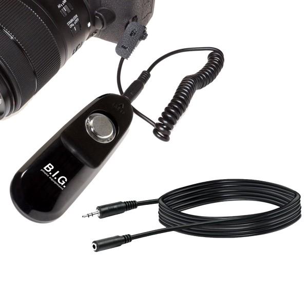 B.I.G. WRC-2 Kabelauslöser für Canon CA2