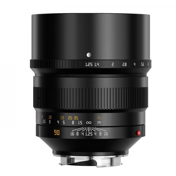 TTArtisan M 90mm f/1,25 für Leica M
