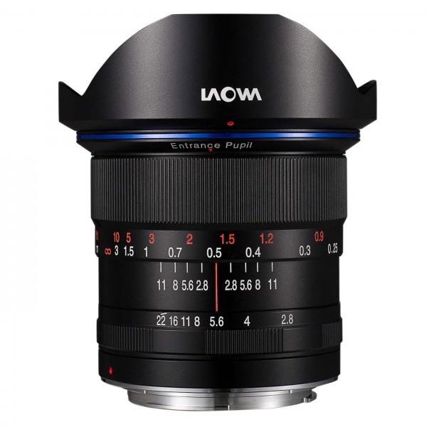 LAOWA 12mm f/2,8 Zero-D für Canon EF