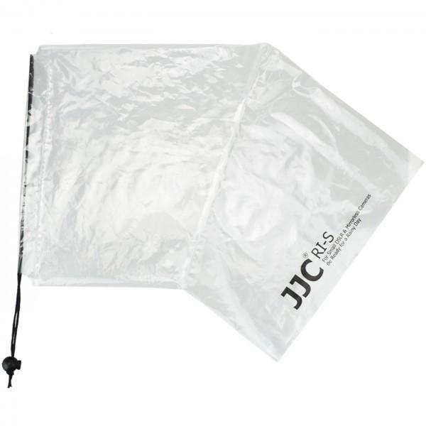 JJC RI-S Regenschutzhülle Einweg, 2 Stück