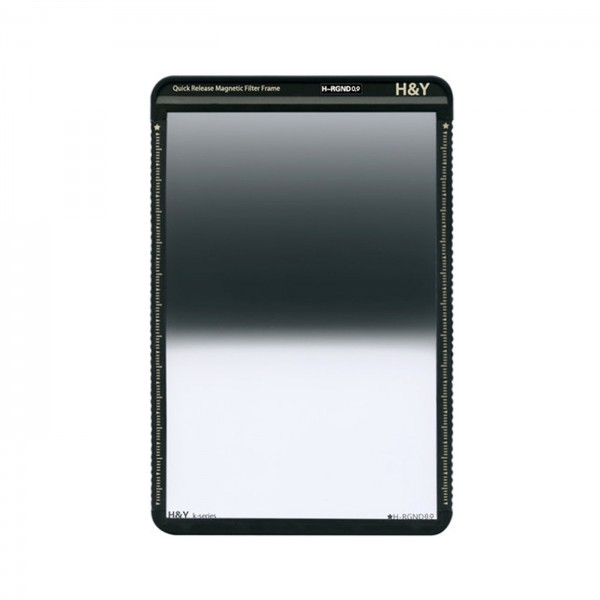 H&Y HD Reverse GND Filter ND0,9 mit Magnetrahmen