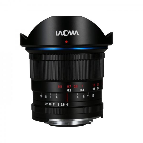 LAOWA 14mm f/4 Zero-D DSLR für Nikon F