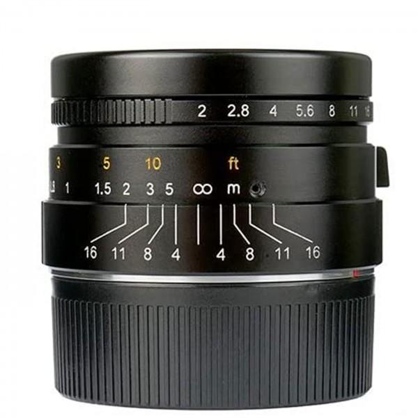 7Artisans 35mm f/2,0 für Leica M