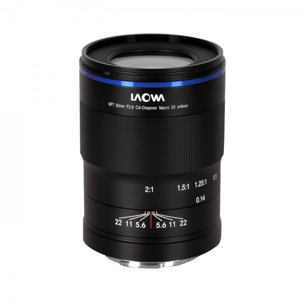 LAOWA 50mm f/2,8 2X Ultra Macro APO für MFT