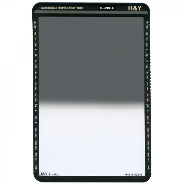 H&Y HD Hard GND Filter ND0,6 mit Magnetrahmen