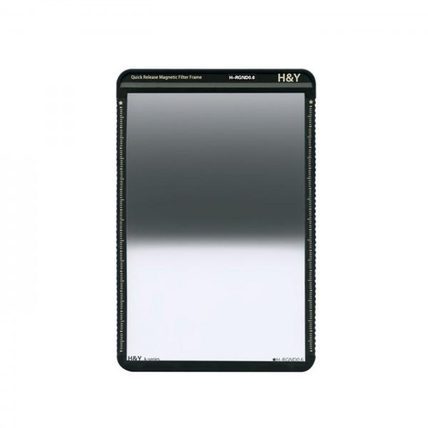 H&Y HD Reverse GND Filter ND0,6 mit Magnetrahmen