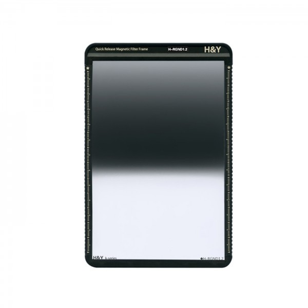H&Y HD Reverse GND Filter ND1,2 mit Magnetrahmen