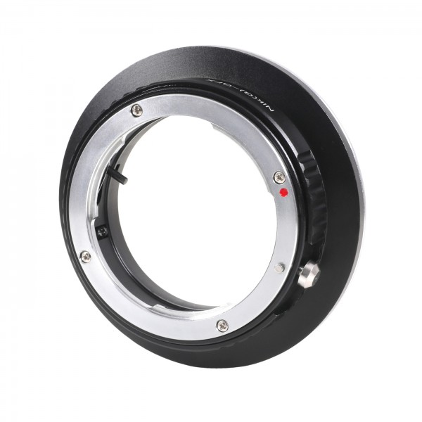 B.I.G. Objektivadapter Nikon F(G) an Fuji GFX