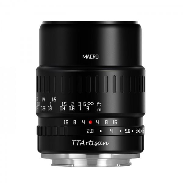 TTArtisan 40mm f/2,8 Macro für Sony E (APS-C)
